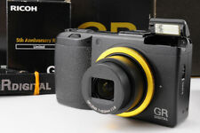 【 Quasi Mint 】 Ricoh Gr Digitale III 10.0MP + 5th Anniversario Anello Strap