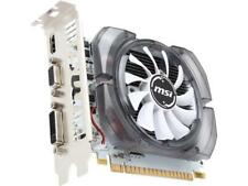 MSI GeForce GT 730 DirectX 12 N730-2GD3V3 2GB 128-Bit DDR3 PCI Express 2.0 HDCP