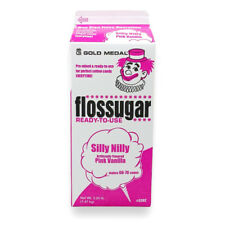 Gold Medal 6pk Silly Nilly Cotton Candy Floss Sugar