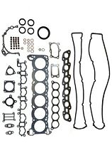 OE Replacement RB25DET NEO Basic Engine Gasket Set Fits Nissan Stagea WC34