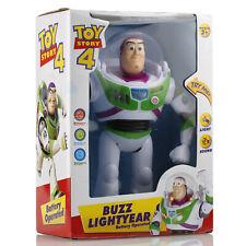 Buzz Lightyear Toy Story 4 Talking Walking Lighting Toy Kids Action Figure