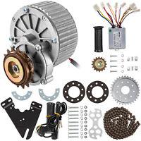 450W 36V DC Motor Gear Reduction Motor Kit Electric Motor Sprocket Mini Bike