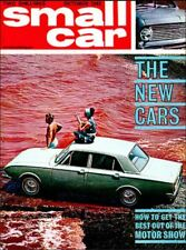 Small Car October 1963 - How to get the best out of the Motor Show