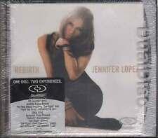 Jennifer Lopez Hybrid DualDisc Rebirth Nuovo Sigillato 5099751939160