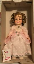 Vintage 1982 Ideal Shirley Temple Doll The Little Colonel Outfit In Original Box
