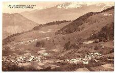 CPA 73 Savoie Les Avanchers Le Fay La Grange Cornet