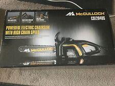 McCulloch CSE2040S 2000 W - 16-Inch Electric Chain Saw