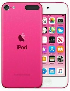 NEW Apple iPod Touch (7th Generation) - Pink, 256GB - 1Year Warranty