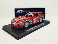 Slot car Scalextric Fly 88109 / A-205 Chrysler Viper GTS-R Valencia FIA GT 2004