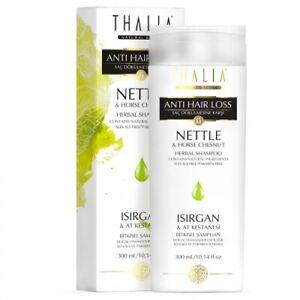 Thalia Brennnessel & Rosskastanien Shampoo 300 ml - unterstützt das Haarwachstum