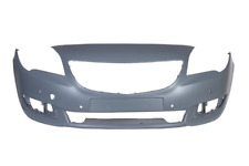 Opel Meriva B 2014 - 2017 Front Bumper Cover With Parking Sensor Holes