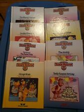 Teddy Ruxpin Wow Books Lot of 8 New Condition