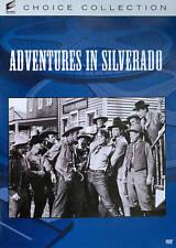 Adventures in Silverado DVD (1948) William Bishop, Edgar Buchanan, Irving Bacon