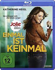 EINMAL IST KEINMAL (Katherine Heigl) Blu-ray Disc NEU+OVP