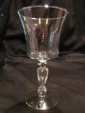 Libbey Rock Sharpe Liberty Bell Eagle Water Goblets & Sherbet