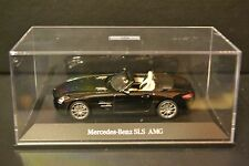 Mercedes SLS AMG Roadster Schuco in scale 1/43