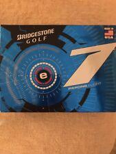 Bridgestone e7 Golf Balls, Whit 00004000 e 1-Dozen