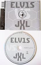 ELVIS PRESLEY VS JXL - A Little Less Conversation (CD Single) (Promo) (VG-/VG)