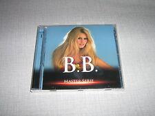BRIGITTE BARDOT CD FRANCE MASTER SERIE