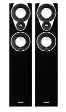 New Ex Display Mission SX3 2.0 Hi-Fi Home Audio Floor Standing Speakers Black