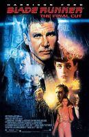 "Blade Runner movie poster (b) - 11"" x 17"" - Harrison Ford, Ridley Scott"