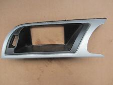 Audi A5 8T MMI Displayblende Blende Naviblende 8T2 857 185 H 8T2857185H Original