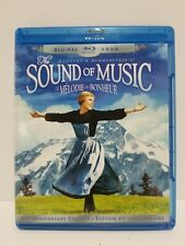 The Sound of Music 45th anniversary: Blu-ray/DVD 3 disc set CANADIAN + Warranty