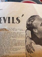 Sa22 Ephemera 1933 Article Film Lucky Devils