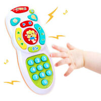 Jouets pour bébé Musique Téléphone portable Télécommande Jouets éducatifs FE