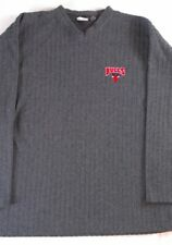 Chicago Bulls Fleece Sweatshirt VTG 1997 Mens XL/2XL NBA Basketball Pullover 90s