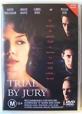TRIAL BY JURY (1994) DVD MOVIE Joanne Whalley, Armand Assante, Gabriel Byrne