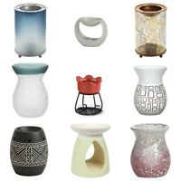 Classic Yankee Candle Oil Burner &  Wax Melt Warmers Mosaic Glitters Ceramic