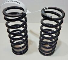 Pair of New Coil Springs MG Midget 1975-1979 Rubber Bumper Cars Made in the UK