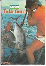 SHAKESPEARE  FISHING GEAR TACKLE CATALOGUE RODS REELS LURES