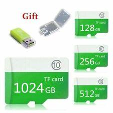 2020 New high capacity micro sd memory card 1tb 1024GB class 10 +SD TF