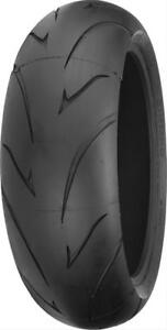 SHINKO VERGE RADIAL REAR TIRE 180/55ZR17 SUZUKI GSXR 600 750 BANDIT 1200 1250