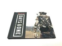 Days Gone Collector's Edition Hardcover Art Book