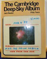 The Cambridge Deep-Sky Album by Jack Newton - Hardcover