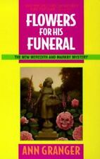 Flowers for His Funeral: A Meredith and Markby Mystery (Meredith and-ExLibrary