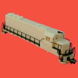 GP40 UNDECORATED COMPLETE SHELL ASSEMBLY EARLY VERSION ATLAS 485210 N Accu-Mate