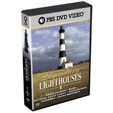Legendary Lighthouses [New DVD]