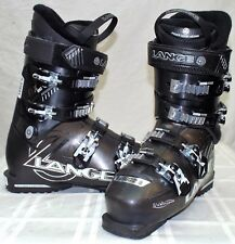 Lange RX 80 Used Women's Ski Boots Size 25.5 #632691
