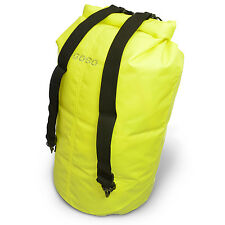 GOSO Dry Bag Waterproof Backpack, 40L YELLOW