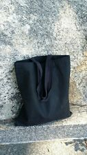12oz Canvas tote,blank  Black canvas tote bag, plain canvas tote bag