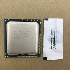 Intel Xeon W3690 SLBV2 3.46 GHz/12M/6.40GT/s Hexa/6-Core LGA 1366 CPU Processor