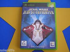 STAR WARS JEDI STARFIGHTER - XBOX