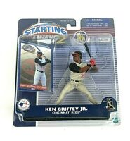 2001 Starting Lineup 2 MLB Ken Griffey Jr Cincinnati Reds Action Figure