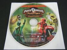 Power Rangers: Mystic Force: Darkwish -- The Blockbuster (DVD, 2006) - Disc Only