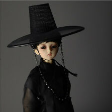 Dollmore SD hat (8-9) inch Azrael Gat (Black)