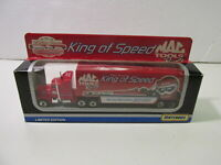 Matchbox 1993 Super Star Transporters Mac Tools Racing Diecast Hauler dc2898